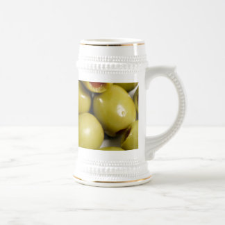 Olives stein mug