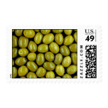 Olives texture stamp
