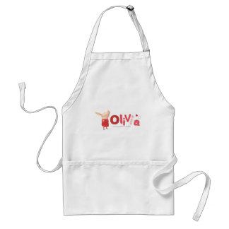 Olivia - 1 adult apron