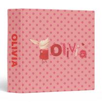 Olivia - 1 binder