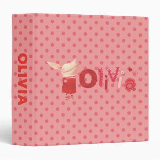 Olivia - 1 vinyl binders