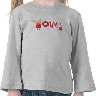 Olivia - 1 camisetas