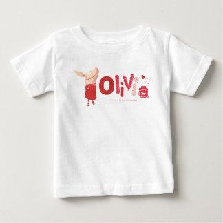 Olivia - 1 infant t-shirt