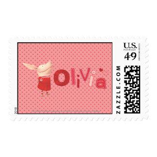 Olivia - 1 postage stamp