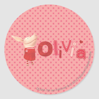 Olivia - 1 stickers