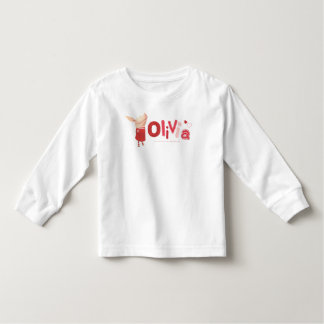 Olivia - 1 toddler t-shirt