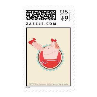 Olivia - 2 postage