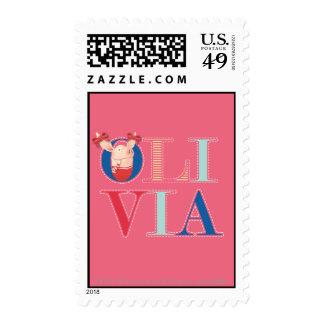 Olivia - 3 postage