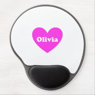 Olivia Alfombrillas De Raton Con Gel