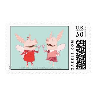 Olivia and Francine - Fairy Postage