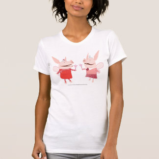 Olivia and Francine - Fairy T Shirt
