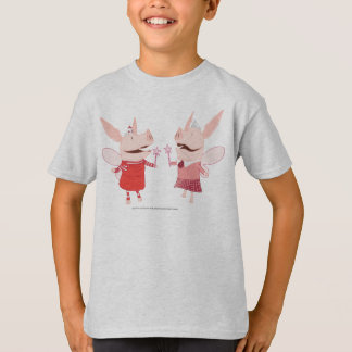 Olivia and Francine - Fairy T-Shirt