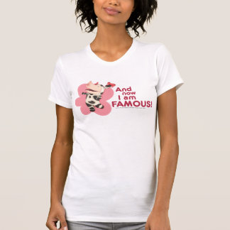 Olivia - And now I am Famous Shirt