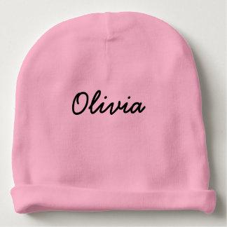Olivia Baby Girl Hat