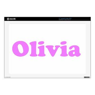 "Olivia - Design by Dominic Joyce Skins For 17"" Laptops"