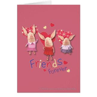 Olivia - Friends Forever Cards