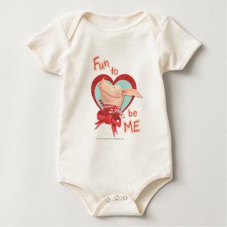 Olivia - Fun to be Me Baby Bodysuit