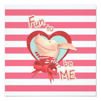 Olivia - Fun to be Me Card