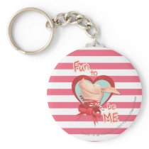 Olivia - Fun to be Me Keychain