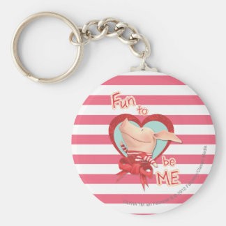 Olivia - Fun to be Me Keychain