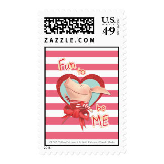 Olivia - Fun to be Me Postage Stamp