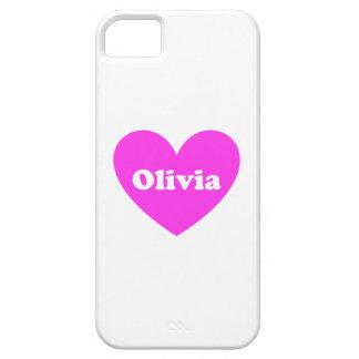 Olivia Funda Para iPhone 5 Barely There