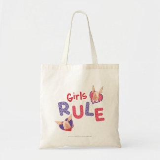 Olivia - Girls Rule Tote Bags