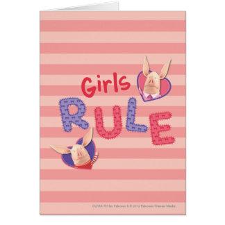 Olivia - Girls Rule Cards
