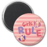 Olivia - Girls Rule Magnet