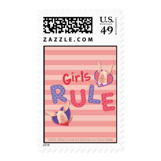 Olivia - Girls Rule Stamps