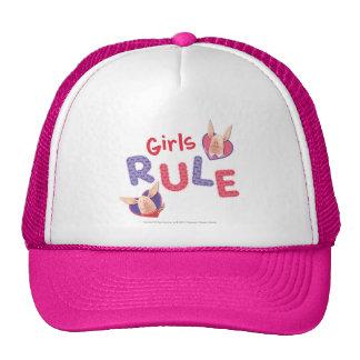 Olivia - Girls Rule Trucker Hat