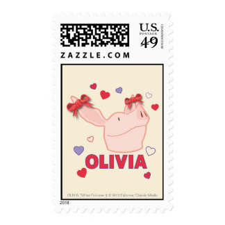 Olivia - Hearts Postage