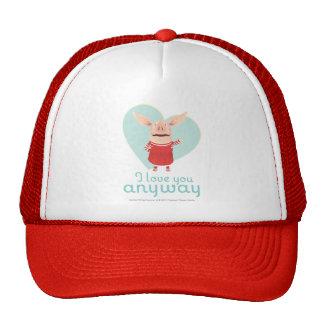Olivia - I Love You Anyway Trucker Hat