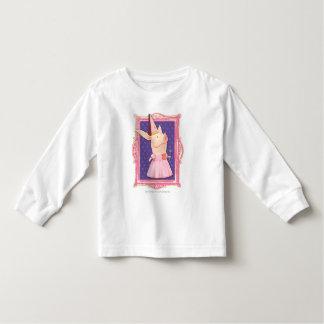 Olivia in Pink Frame Shirt