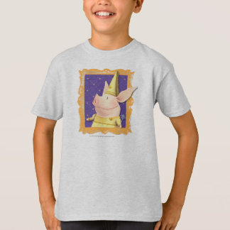 Olivia - in Yellow Frame T-Shirt