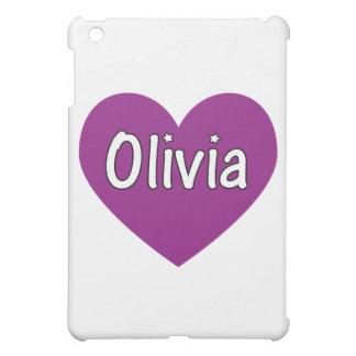 Olivia iPad Mini Cover