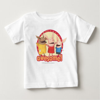 Olivia, Julian, Ian - Awesome! Baby T-Shirt