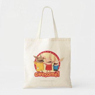Olivia, Julian, Ian - Awesome! Bag