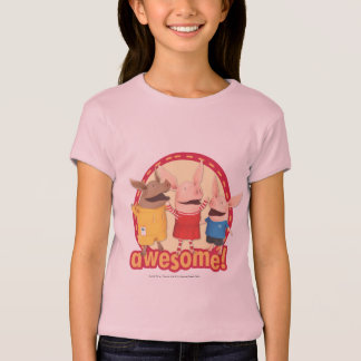Olivia, Julian, Ian - Awesome! T-Shirt