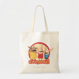 Olivia, Julian, Ian - Awesome! Tote Bag