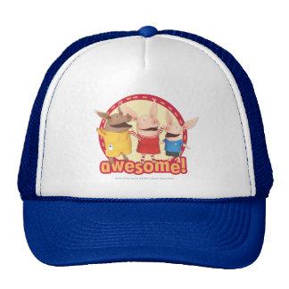 Olivia, Julian, Ian - Awesome! Trucker Hat