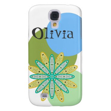 OLIVIA Kaleidoscope Floral & Dots 3G Iphone Case
