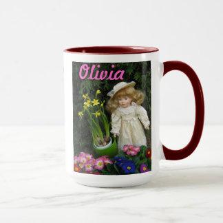 Olivia love mug