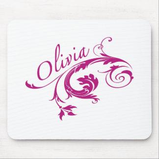 Olivia Mouse Pad