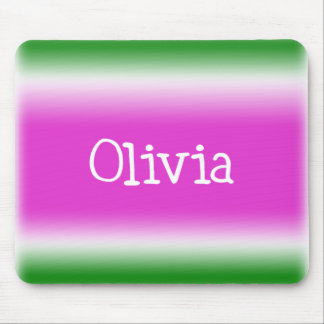 Olivia Mouse Pads