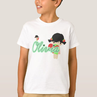olivia NEEDS size MEDIUM T-Shirt