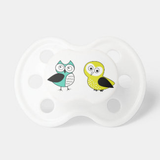 Olivia & Oliver BooginHead Pacifier