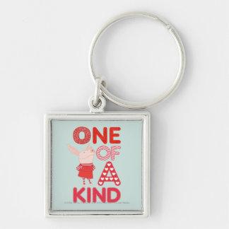 Olivia - One of a Kind Keychain