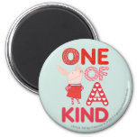Olivia - One of a Kind Magnets