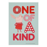 Olivia - One of a Kind Poster
